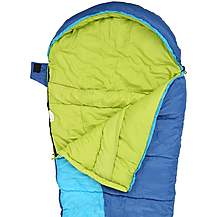 image of Urban Escape Mummy Sleeping Bag - Blue