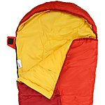 image of Urban Escape Junior Sleeping Bag - Red
