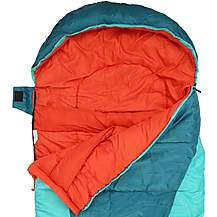 image of Urban Escape Envelope Sleeping Bag - Green