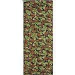 image of Halfords Camouflage Envelope Sleeping Bag