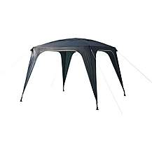 image of Halfords 300 Fully Waterproof Gazebo with Side Panels