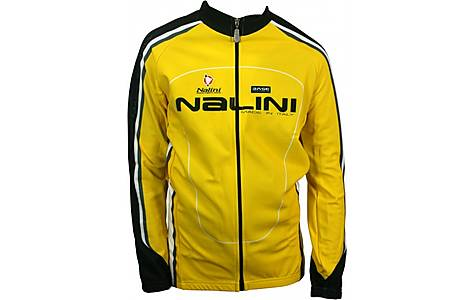 image of Nalini Kids Pirrotina Long Sleeve Cycling Jersey