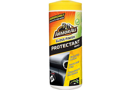 Armor All Car Dashboard Wipes - Gloss Finish x 30