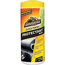 image of Armor All Car Dashboard Wipes - Gloss Finish x 30