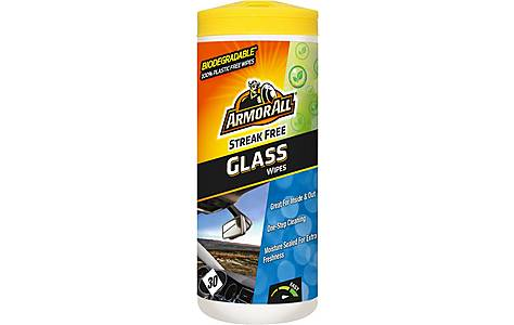 armor all glass wipes x 30. Black Bedroom Furniture Sets. Home Design Ideas