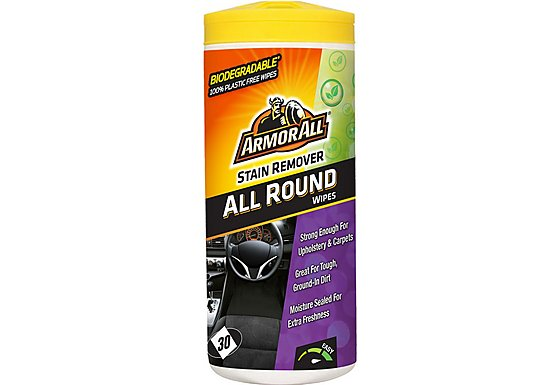 Armor All Carpet & Seat Wipes x 30