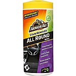 image of Armor All Carpet & Seat Wipes x 30