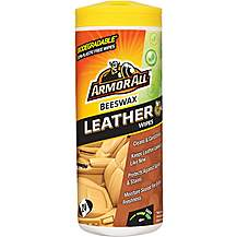 image of Armor All Leather Wipes 24 Pack