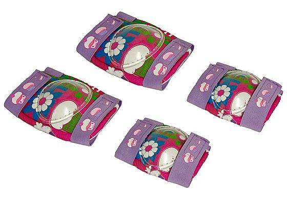 Apollo Sugar & Spice, Cupcake and Petal Girls Bike Pads