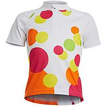 image of Polaris Kids Spot Cycling Jersey