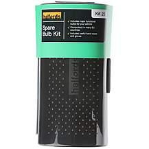 image of Halfords (Kit 25) Spare Car Bulb Kit
