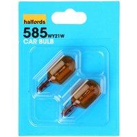Halfords (HBU585) Car Bulbs x 2