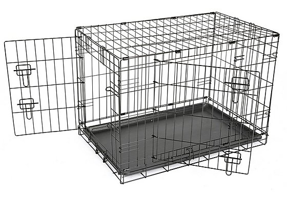 Halfords Medium Dog Crate