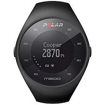 image of Polar M200 GPS Watch with Heart Rate Monitor