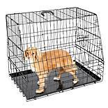 Halfords Medium Slanted Dog Crate