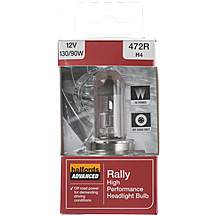image of Halfords Rally (HBU472) 130/90W Single Car Bulb