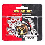 A2Z Chainring Bolts - 5 Arm