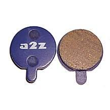 image of A2Z Zoom Mechanical Organic Disc Brake Pads