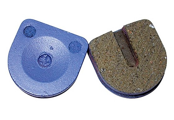 A2Z Quad QMG-4G/5 Disc Brake Pads