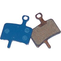 A2Z Diatech Anchor/Armour Organic Disc Brake Pads - 1 Pair, Organic