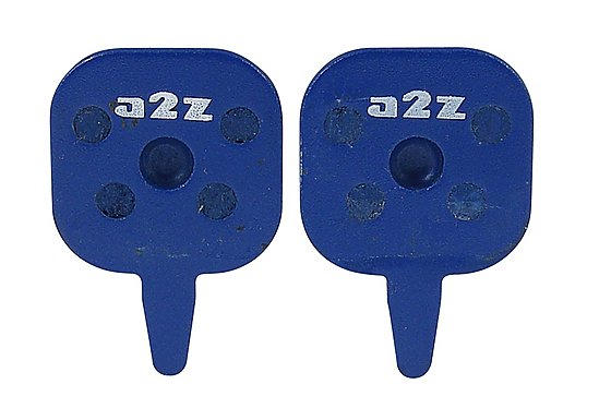 A2Z Tektro IO Hydraulic/Mechanical Organic Disc Brake Pads