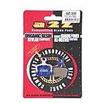 image of A2Z Formula Mega / TheOne / R1 Brake Pads