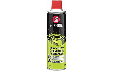 image of 3-IN-ONE Professional Heavy Duty Cleaner Degreaser 500ml