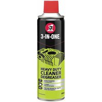 3-IN-ONE Professional Heavy Duty Cleaner Degreaser 500ml