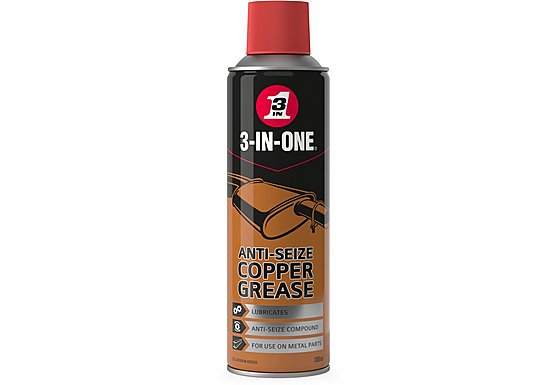 3-in-1 Professional Anti-Seize Copper Grease