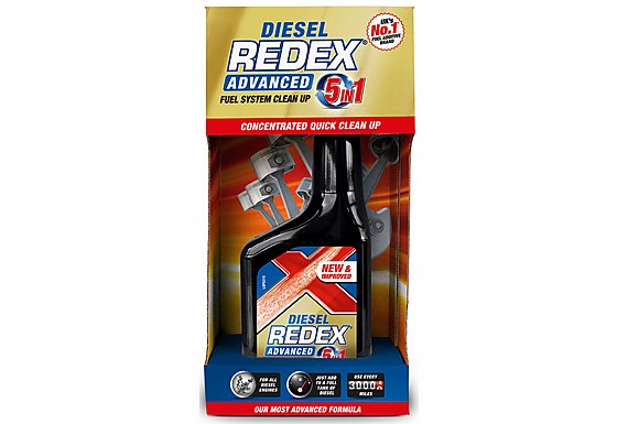 Redex Diesel Advanced Fuel System Cleaner