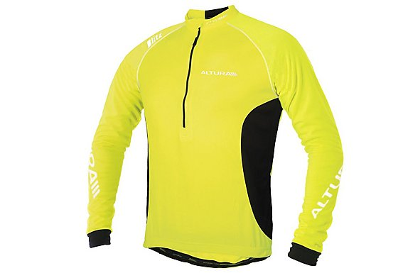 Altura Nightvision Blitz Long Sleeve Jersey