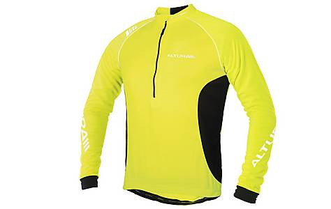 image of Altura Nightvision Blitz Long Sleeve Jersey