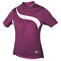 image of Altura Womens Spirit Short Sleeve Jersey Purple