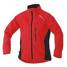 image of Altura Mens Ascent Waterproof Jacket - Red