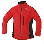 image of Altura Womens Ascent Waterproof Jacket Red