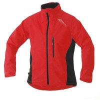 Altura Womens Ascent Waterproof Jacket Red, 14