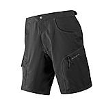 Altura Mens Ascent Baggy Cycling Shorts Black