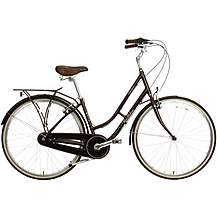 """image of Pendleton Somerby Deluxe Hybrid Bike - Plum - 17"""", 19"""" Frames"""