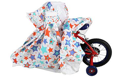 image of Giant Gift Bag Stars