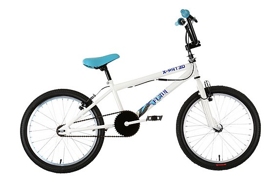 X-rated Flair BMX Bike