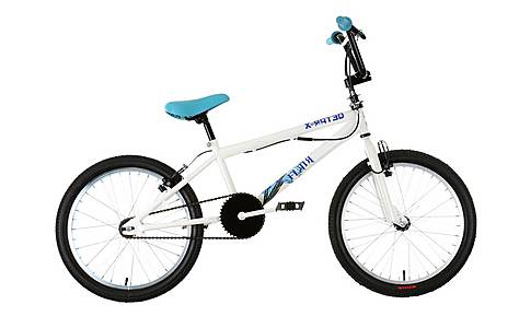 image of X Rated Flair BMX Bike