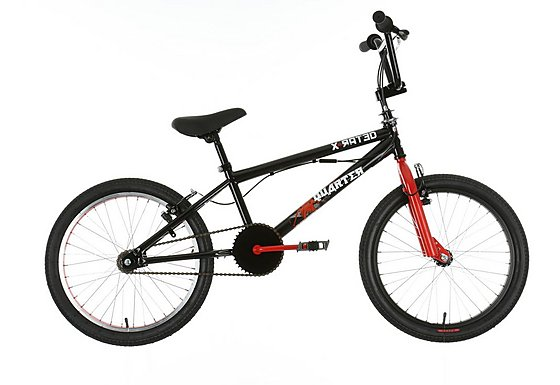 X-rated Quarter BMX Bike