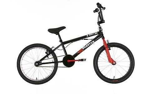 image of X Rated Quarter BMX Bike