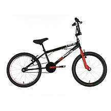 image of X-rated Quarter BMX Bike