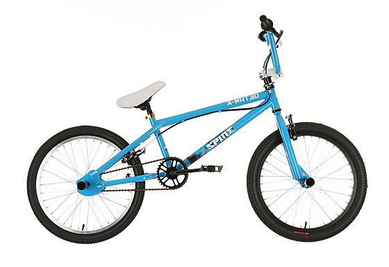 X-Rated Spine BMX Bike