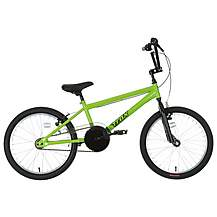 image of Trax BMX Bike Green - 20""