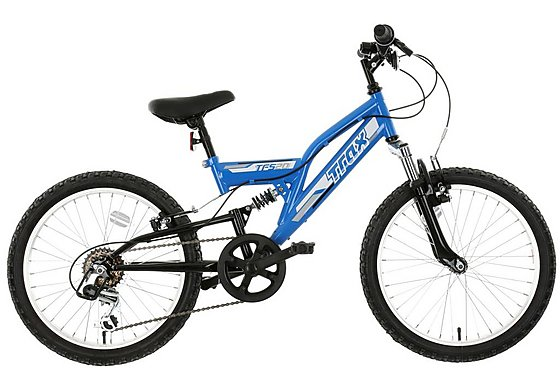 Trax TFS.20 Boys Mountain Bike - 20
