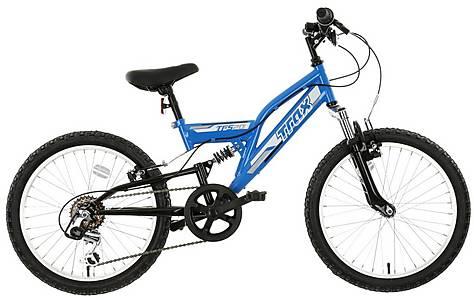 "image of Trax TFS.20 Boys Mountain Bike - 20"""