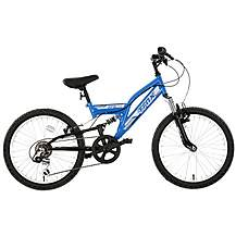 image of Trax TFS.20 Boys Mountain Bike - 20""