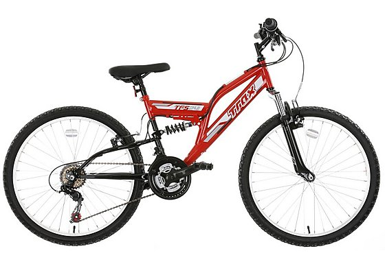 Trax TFS.24 Boys Mountain Bike - 24